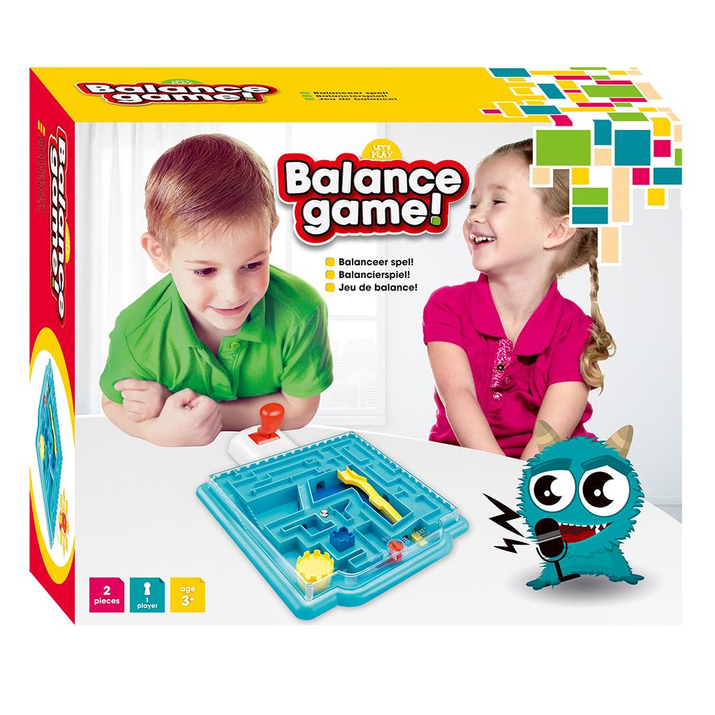Afbeelding van Spel Balanceer Vierkant
