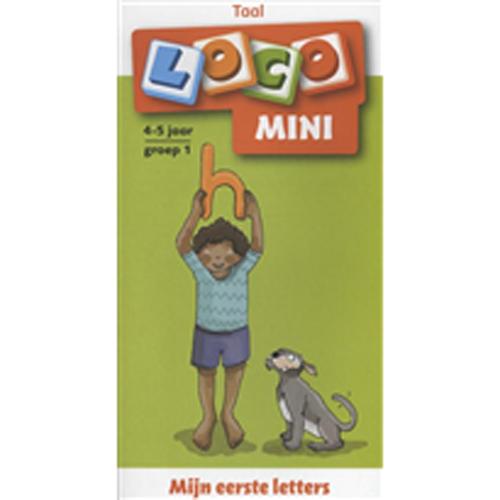 Afbeelding van Mini Loco Mijn Eerste Letters