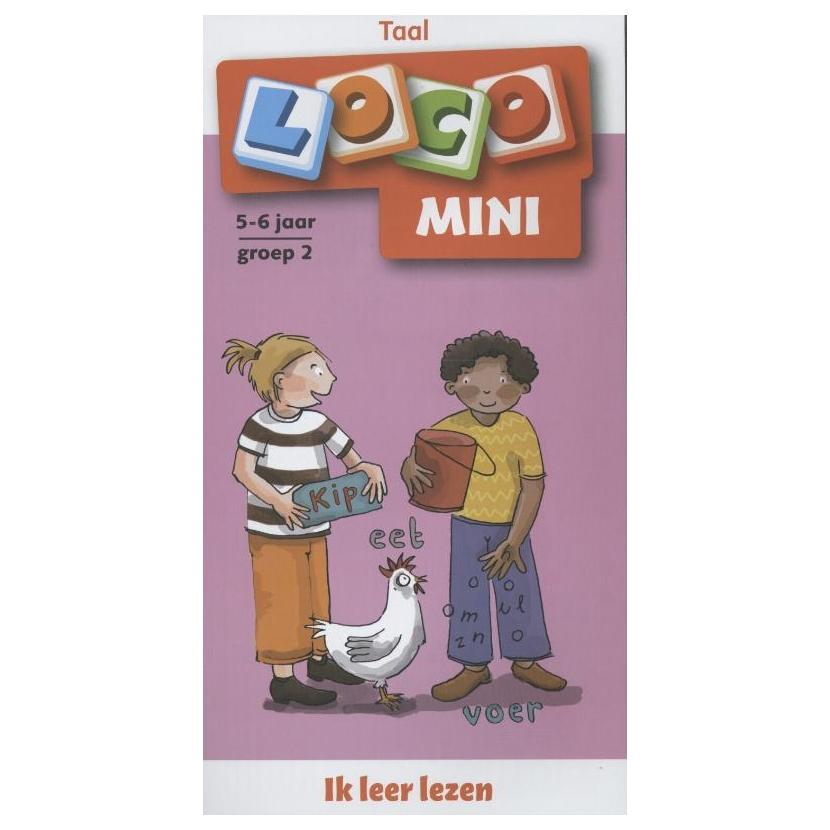 Afbeelding van Mini Loco Ik Leer Lezen