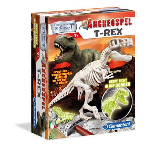 Afbeelding van Experimenteerset DigLine T-Rex