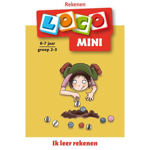 Afbeelding van Loco Mini Ik Leer Rekenen