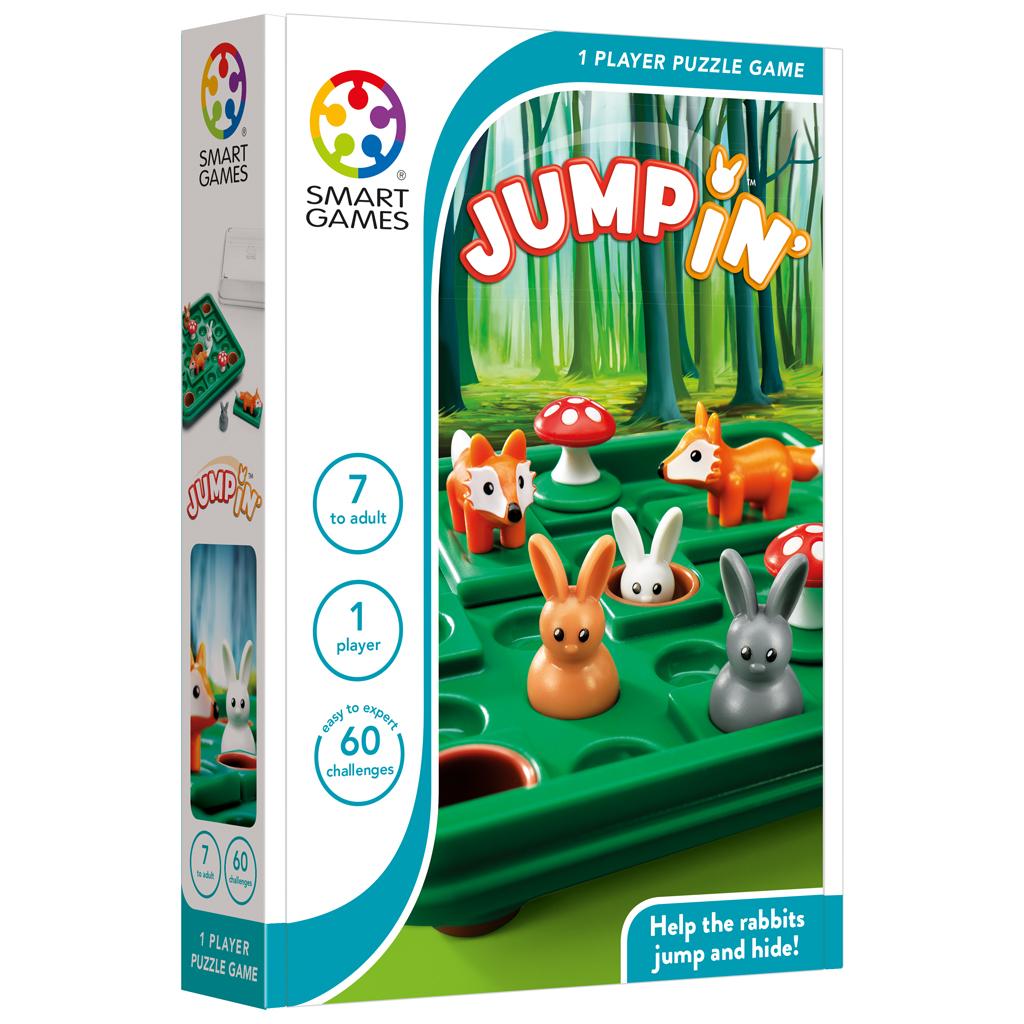 Afbeelding van Smartgames Spel Jumpin'
