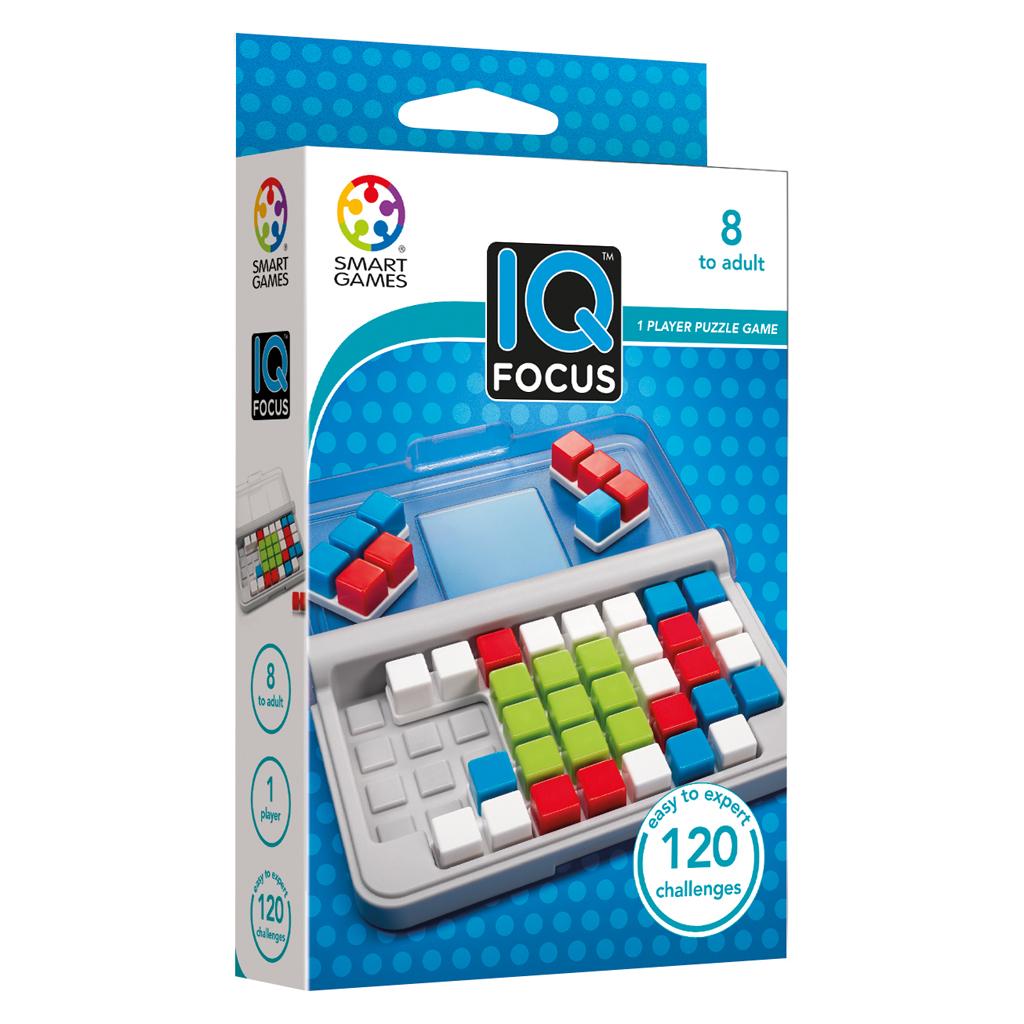 Afbeelding van Spel Smartgames IQFocus