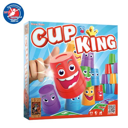 Afbeelding van Spel Cup King