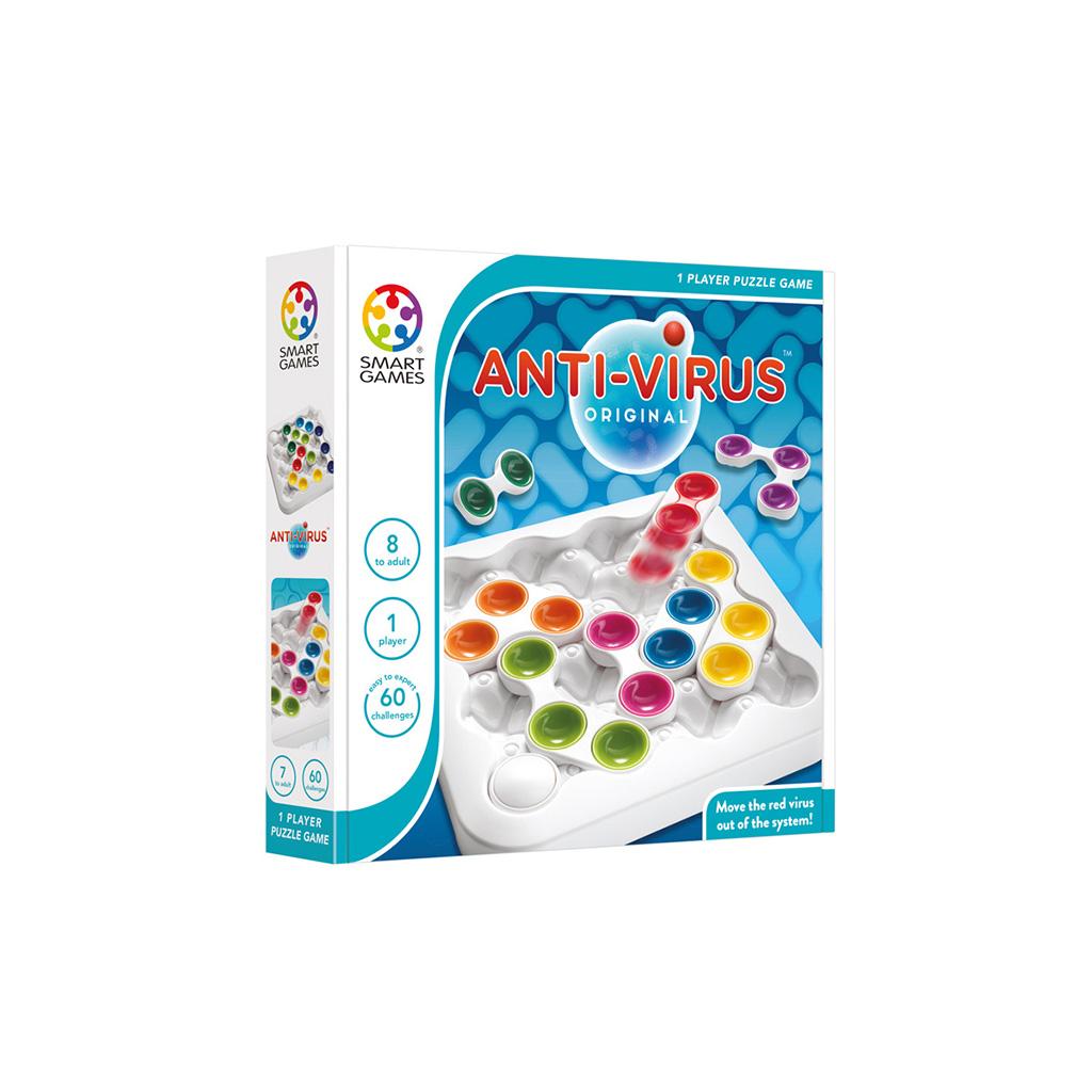 Afbeelding van Smartgames Spel Anti-Virus