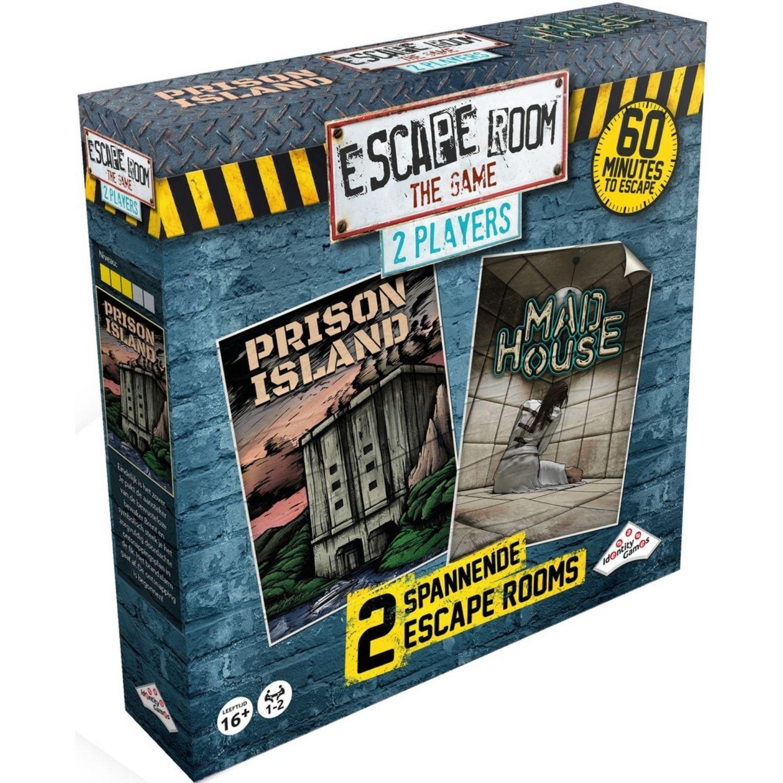 Afbeelding van Spel Escape Room The Game 2 Spelers