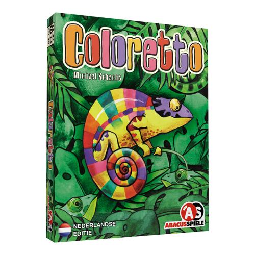 Afbeelding van Spel Coloretto