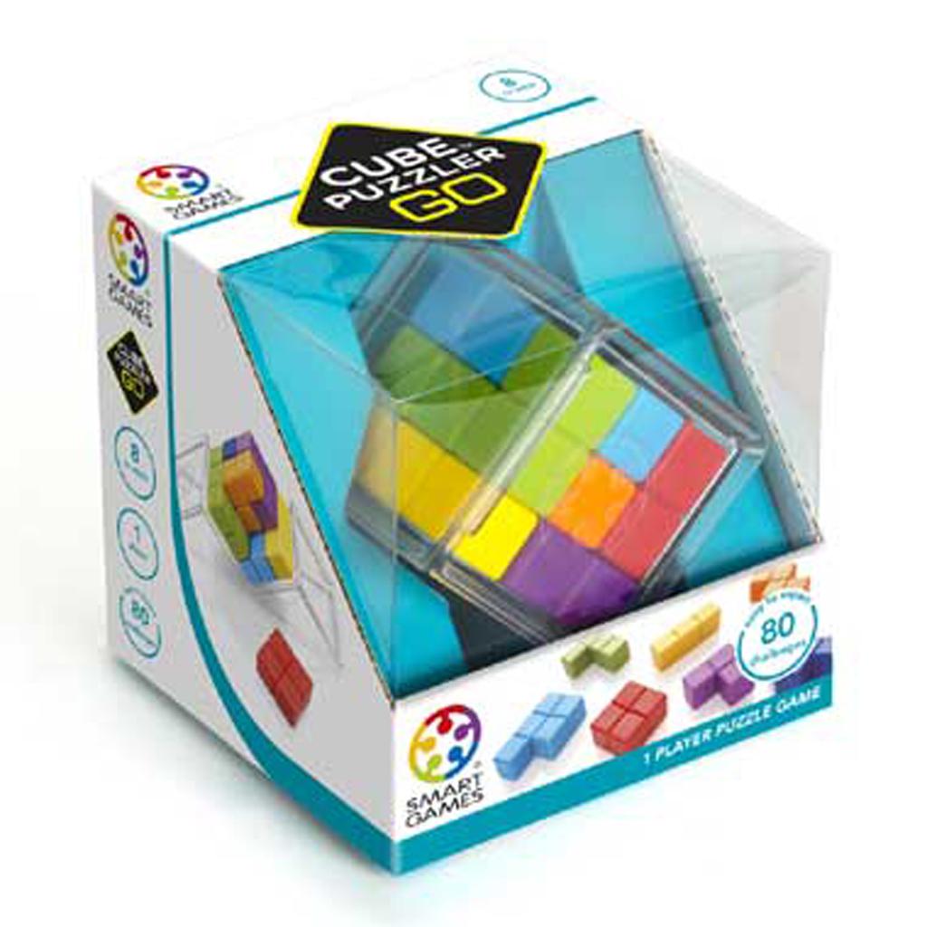 Afbeelding van Smartgames Spel Cube Puzzler Go
