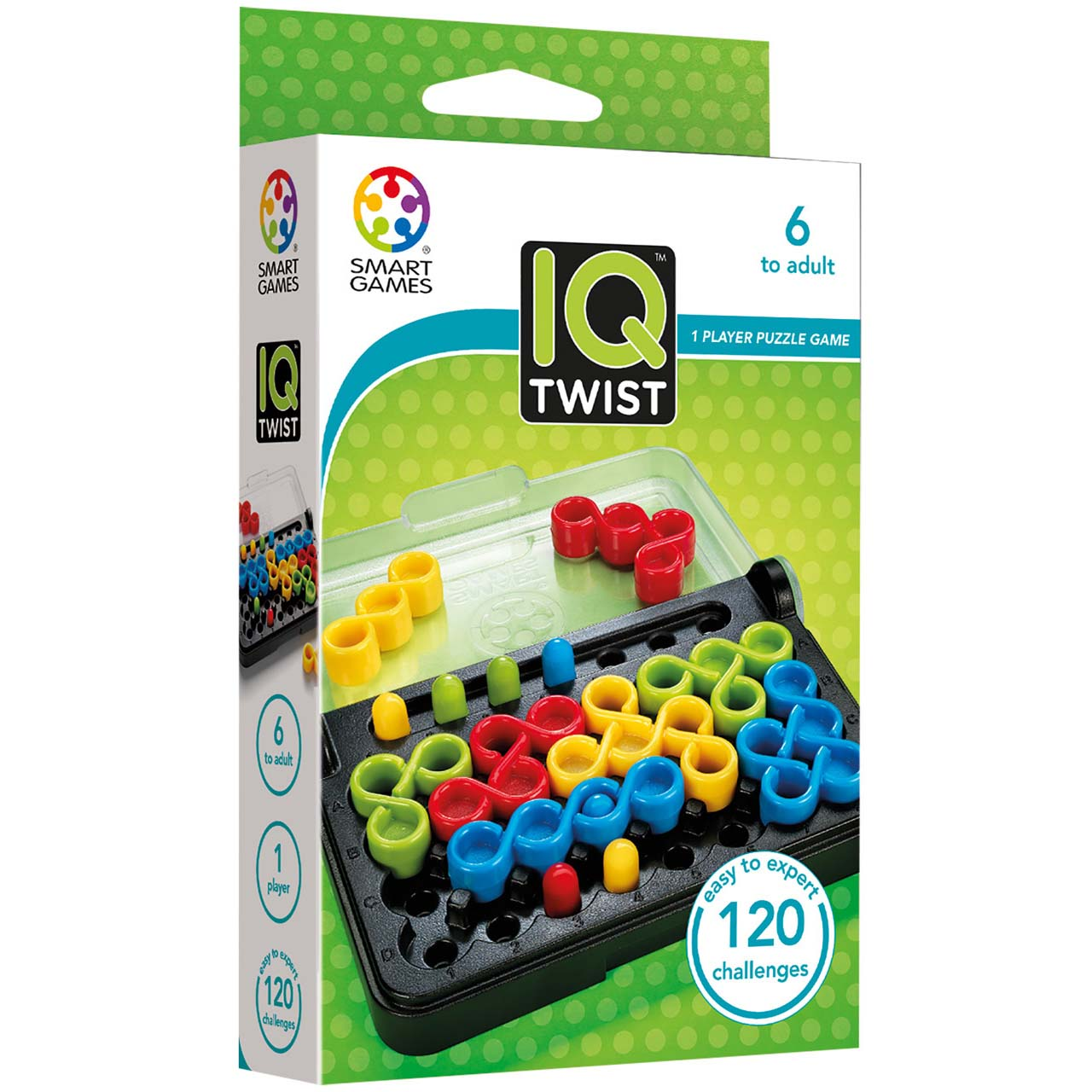 Afbeelding van Smartgames Spel IQ Twist