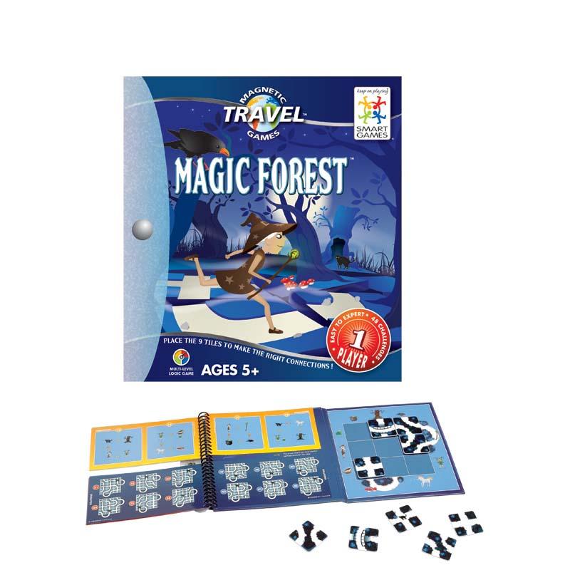 Afbeelding van Smartgames Spel Magic Forest