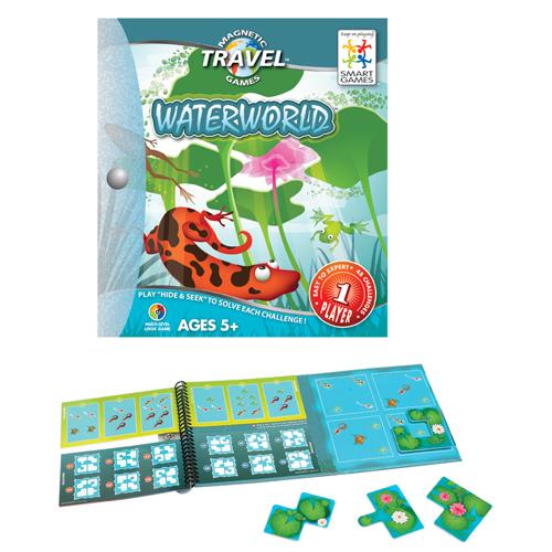 Afbeelding van Smartgames Spel Waterwereld