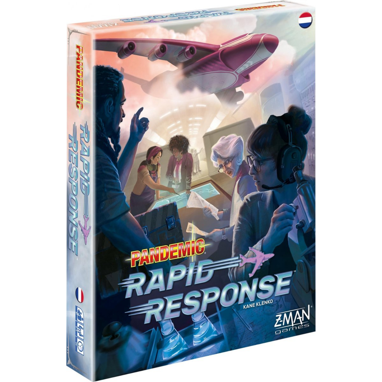 Afbeelding van Spel Pandemic Rapid Response