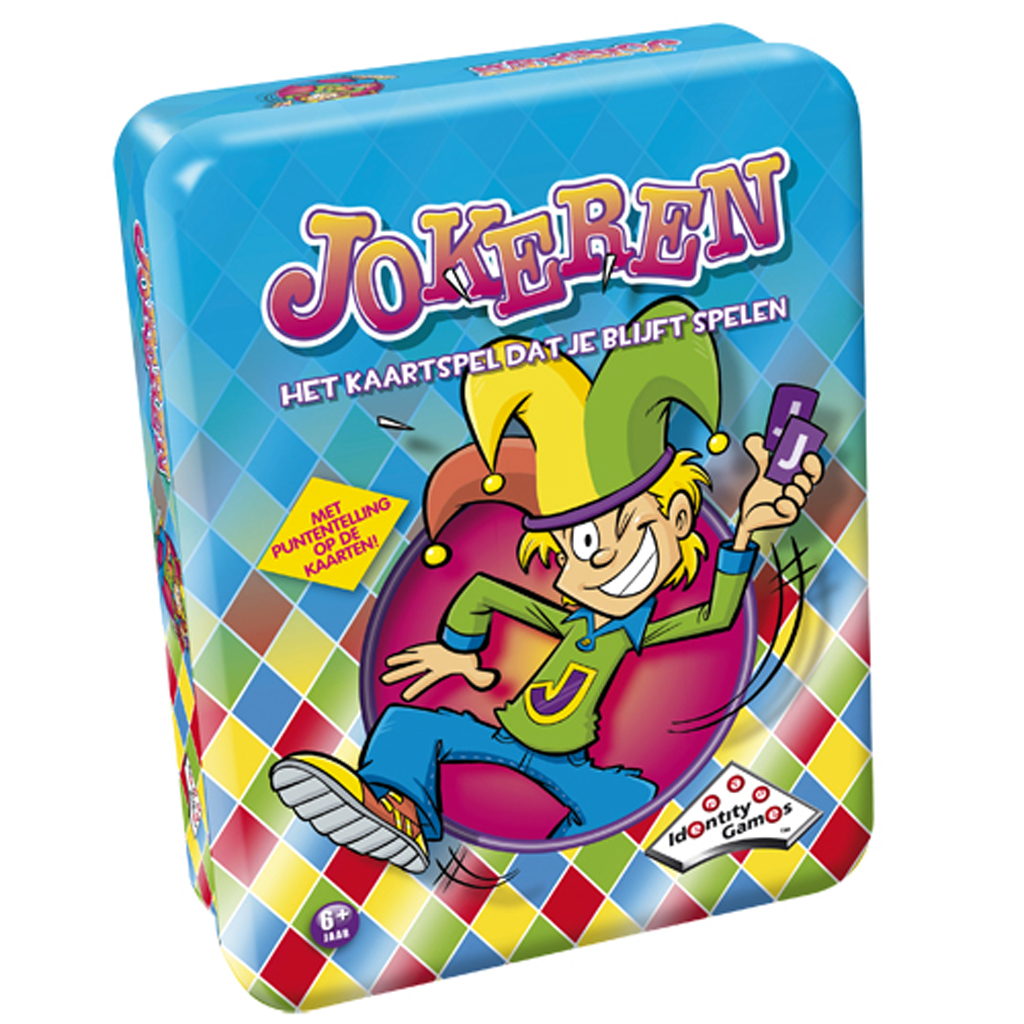 Afbeelding van Kaartspel Jokeren