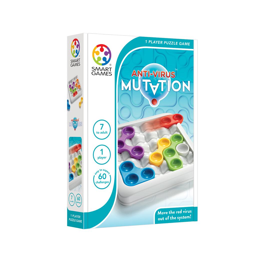Afbeelding van Smartgames Spel Anti-Virus Mutation