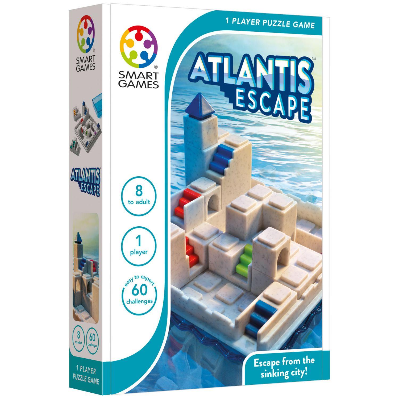 Afbeelding van Spel Smartgames Atlantis Escape