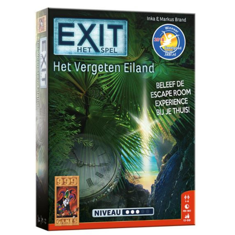 Afbeelding van Spel Exit - De Verlaten Hut
