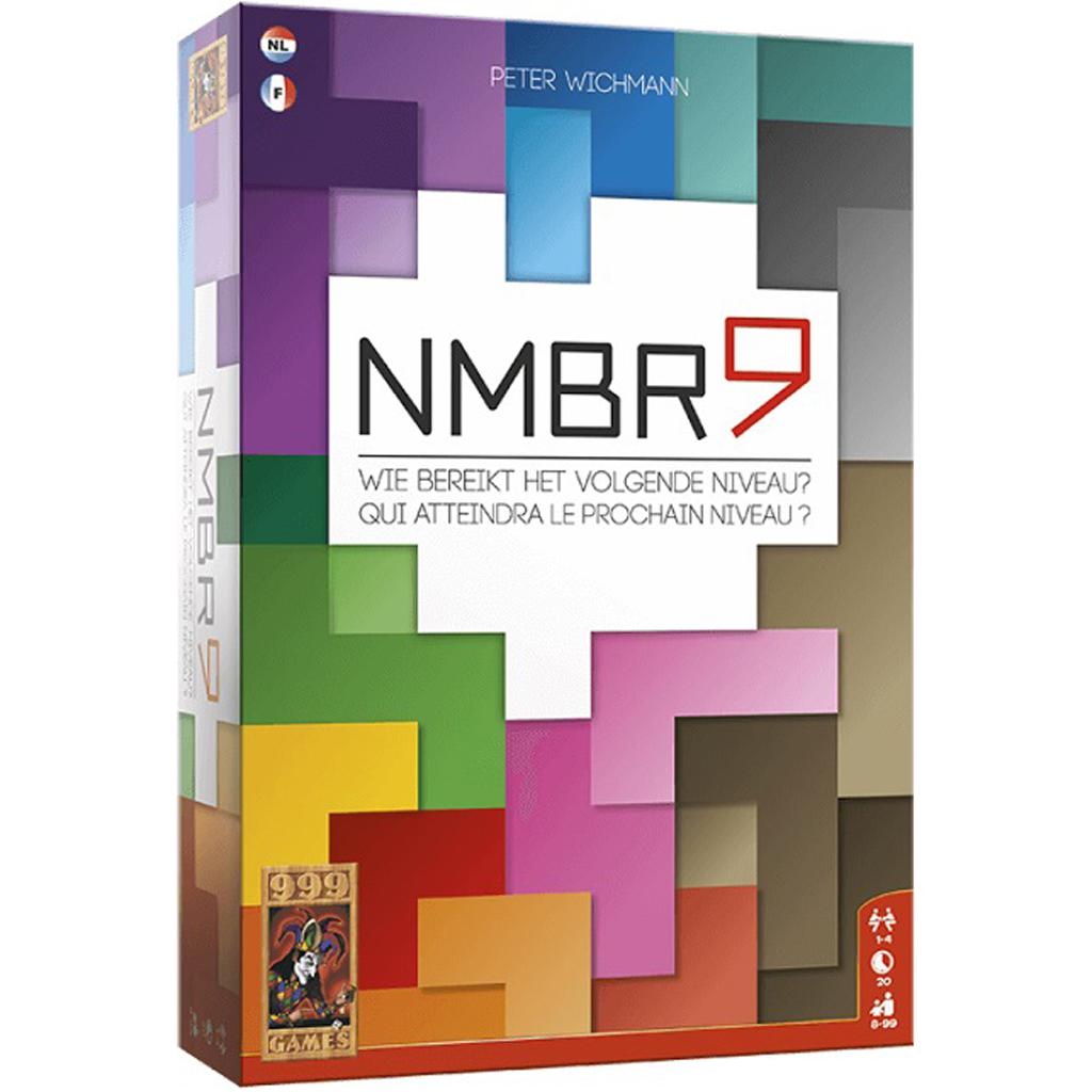 Afbeelding van Spel NMBR 9