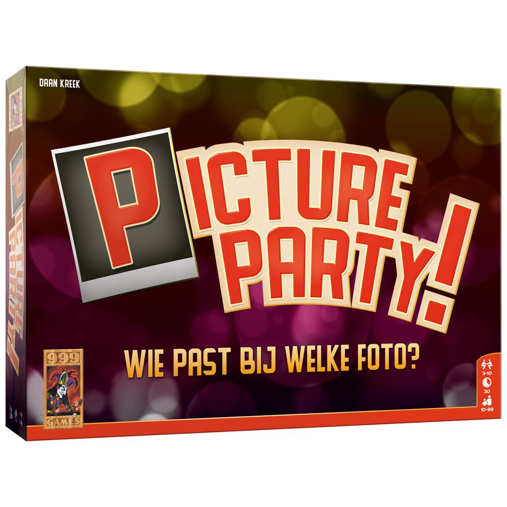 Afbeelding van Spel Picture Party