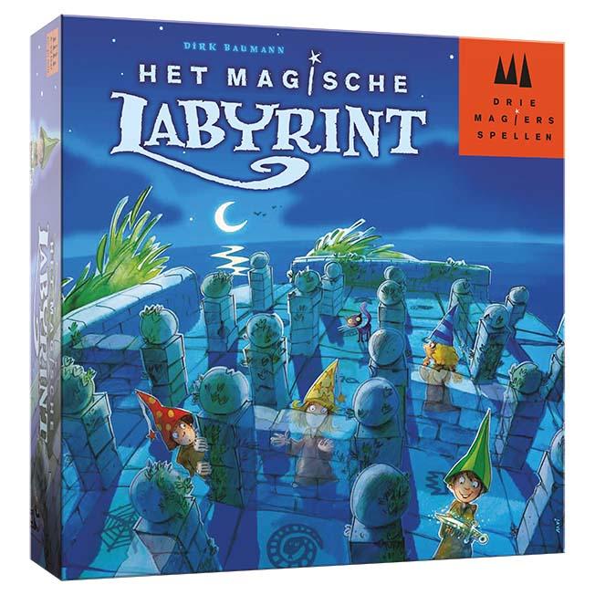 Afbeelding van Spel Het Magische Labyrint