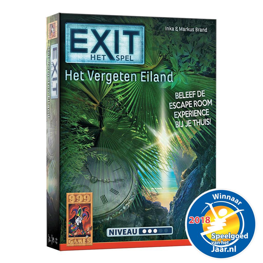 Afbeelding van Spel Exit Het Vergeten Eiland