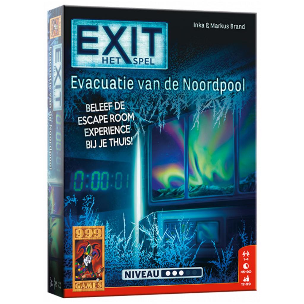 Afbeelding van Spel Exit Evacuatie Van De Noordpool