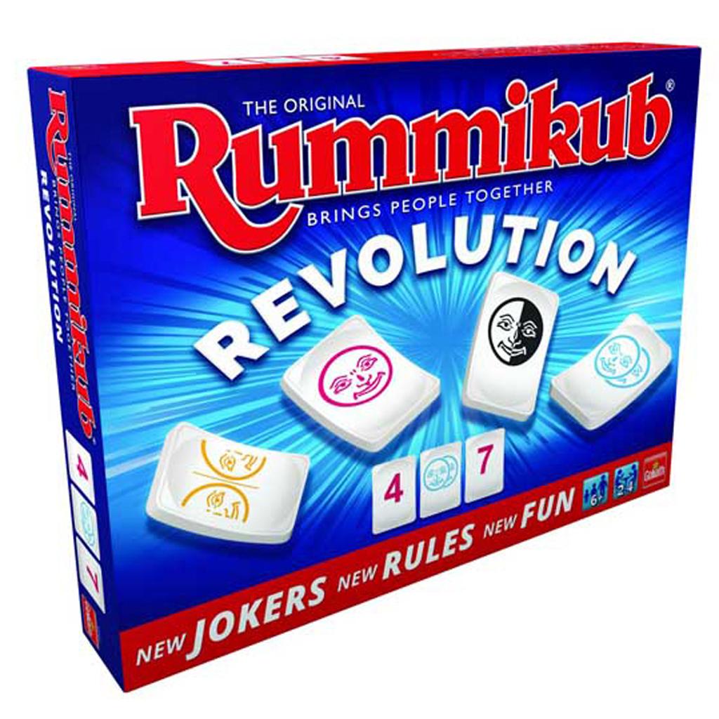 Afbeelding van Spel Rummikub Revolution