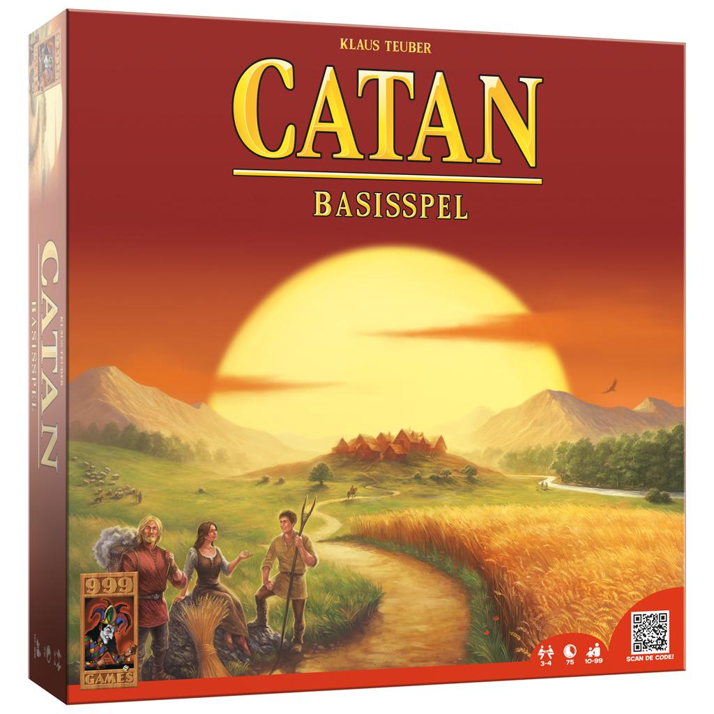 Afbeelding van Spel De Kolonisten Van Catan Basisspel