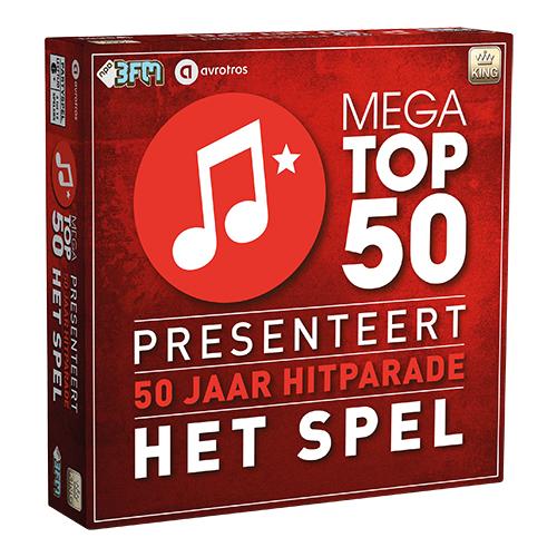 Afbeelding van Spel Mega Top 50