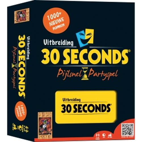 Afbeelding van Spel 30 Seconds Uitbreiding
