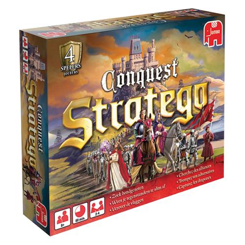 Afbeelding van Spel Stratego Conquest Multiplayer