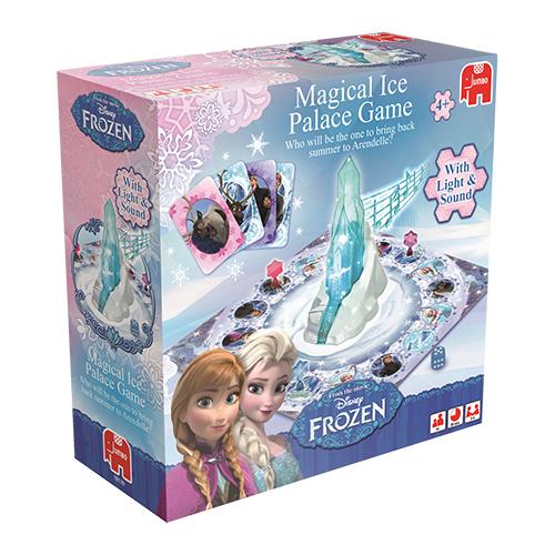 Afbeelding van Spel Frozen Ice Palace