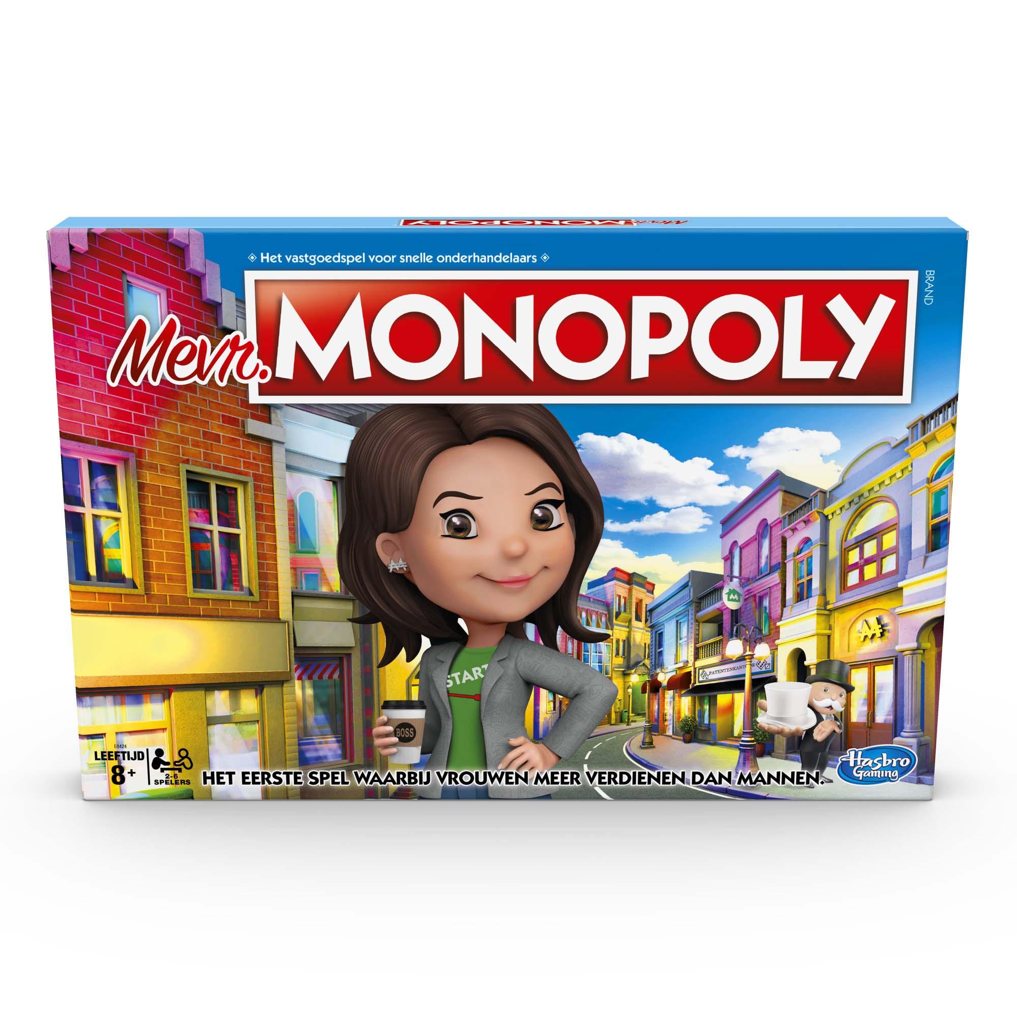 Afbeelding van Ms Monopoly