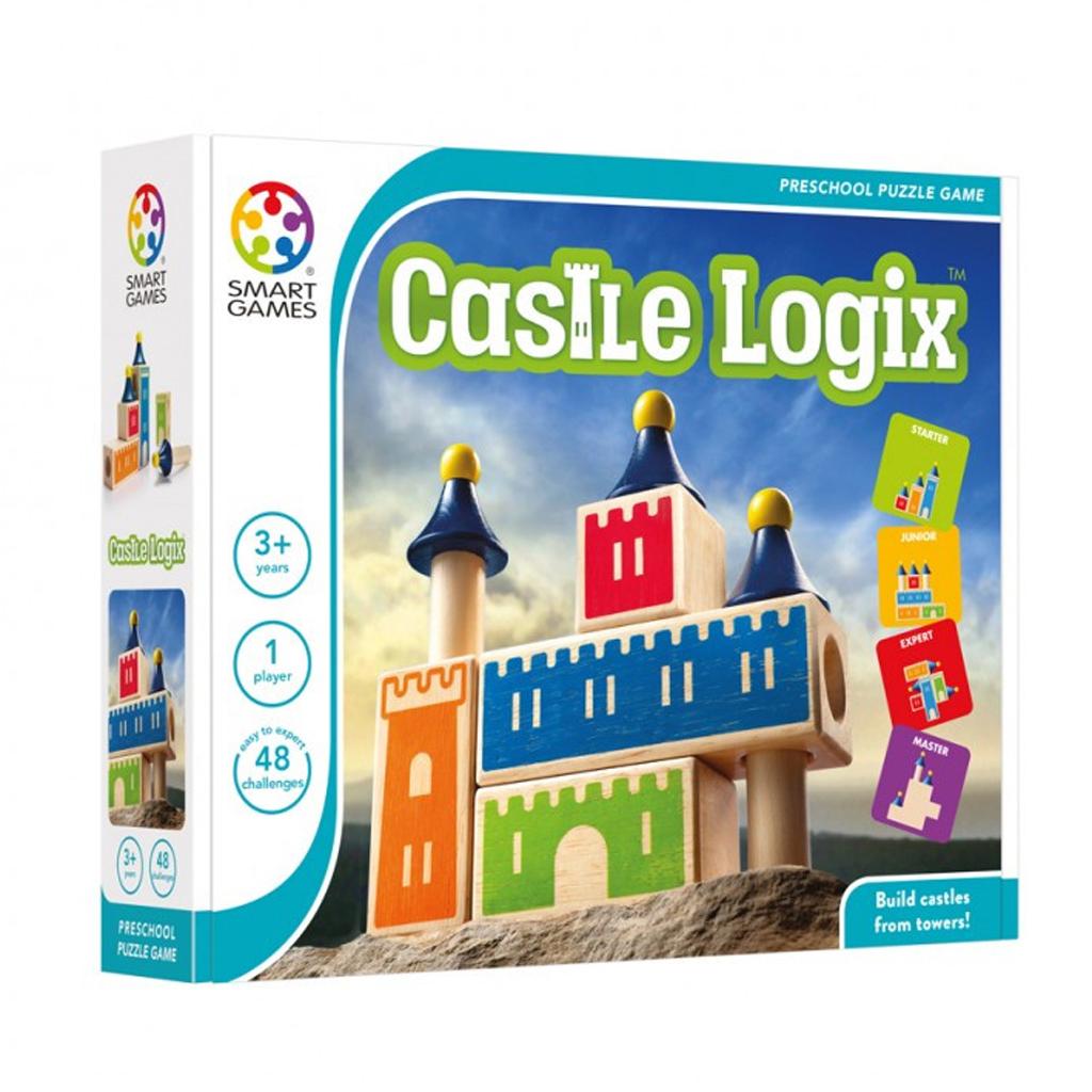 Afbeelding van Smartgames Spel Castle Logix