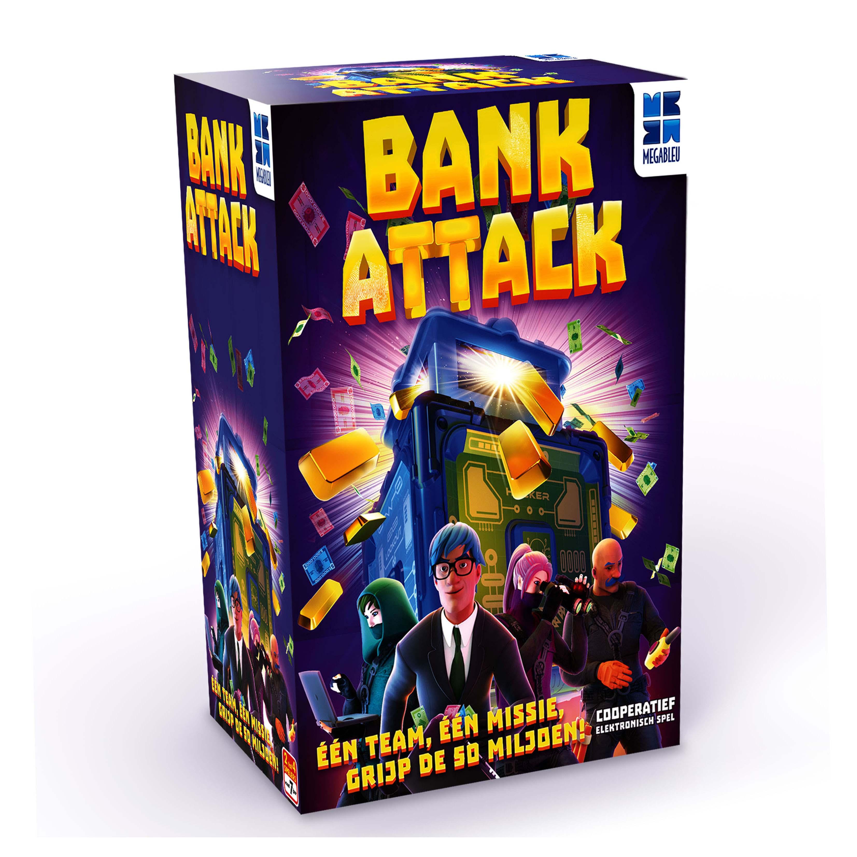 Afbeelding van Spel Bank Attack