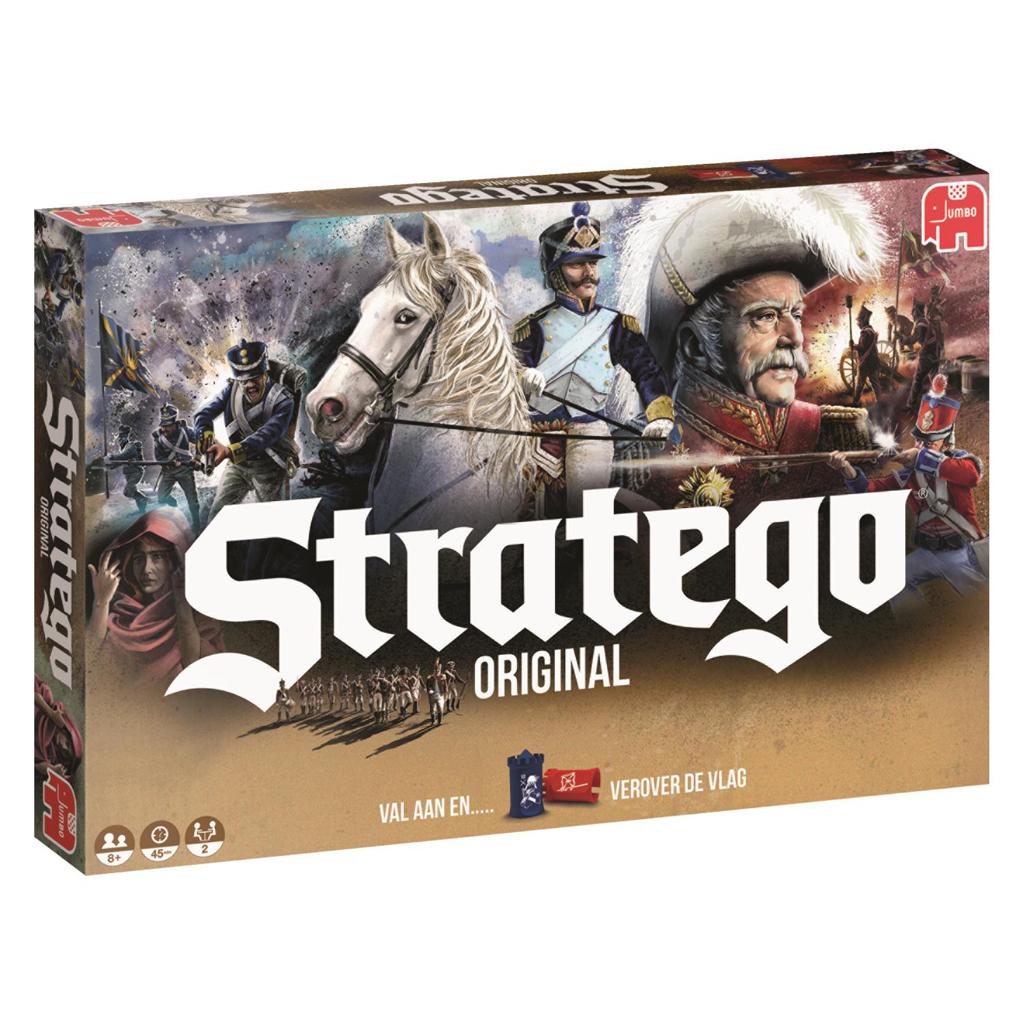Afbeelding van Spel Stratego Original 2017