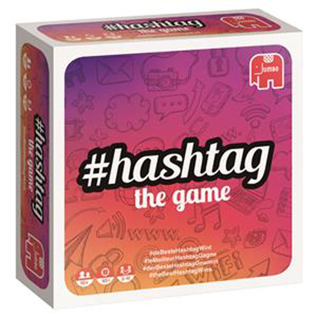 Afbeelding van Spel Hashtag The Game
