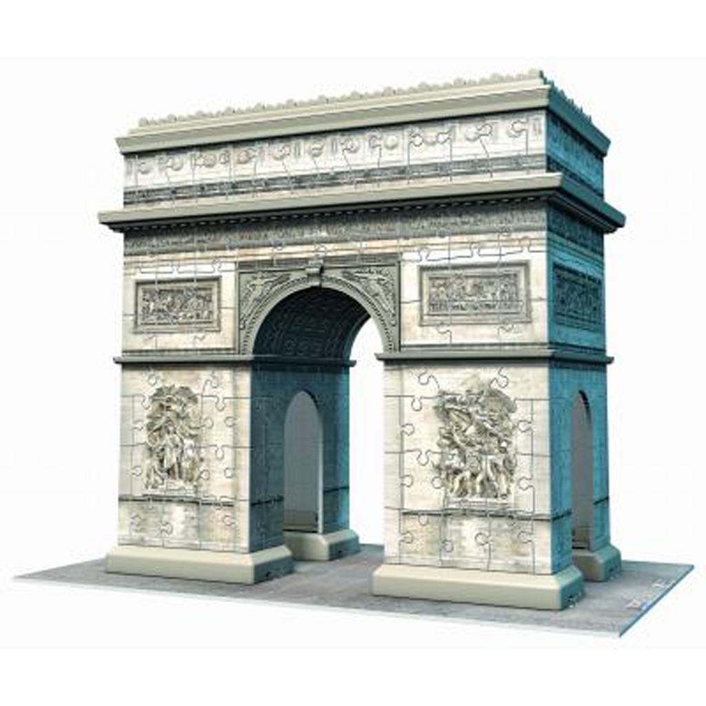 Afbeelding van 3D Puzzel Arc De Triomphe - Parijs