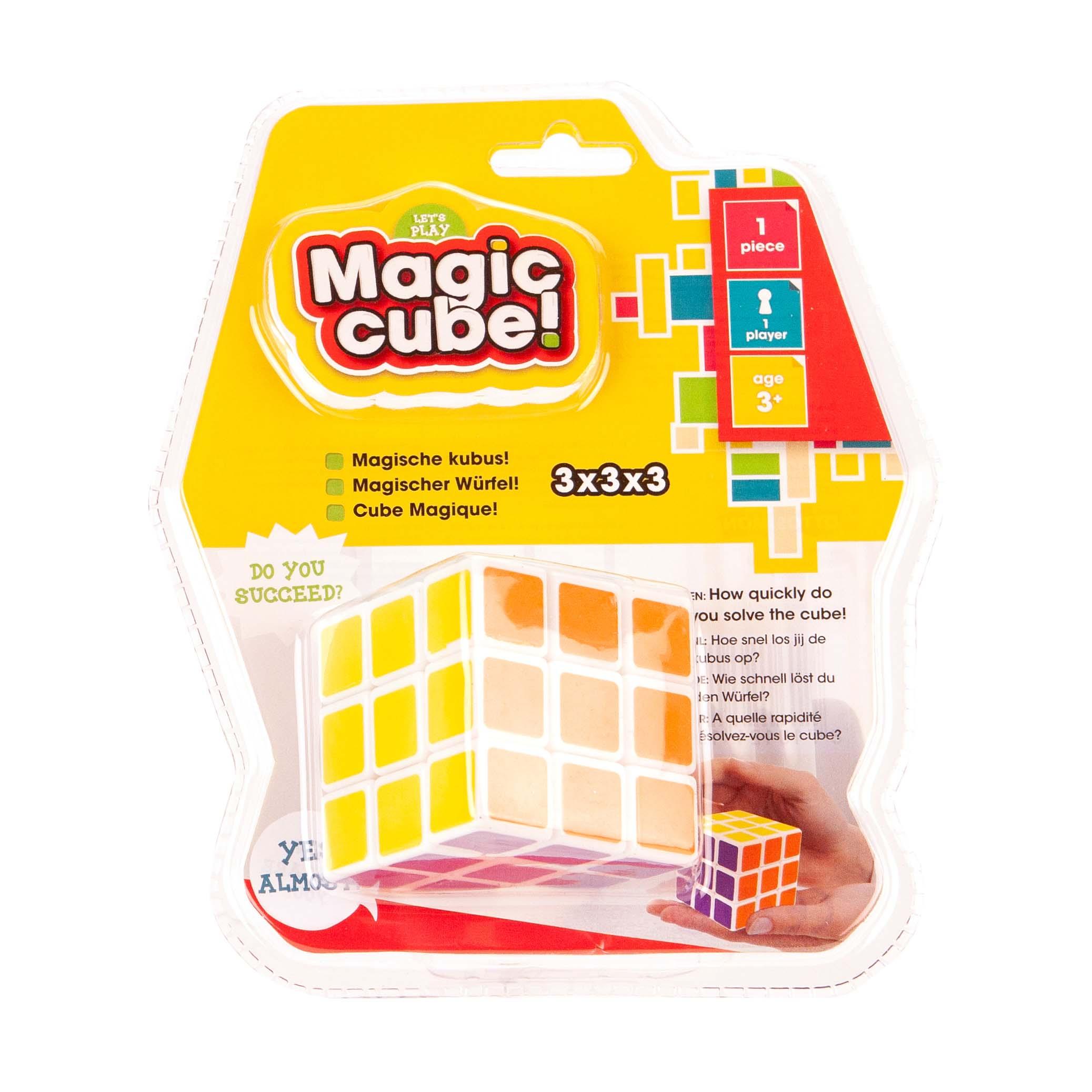 Afbeelding van Spel Magische Kubus 3 X 3