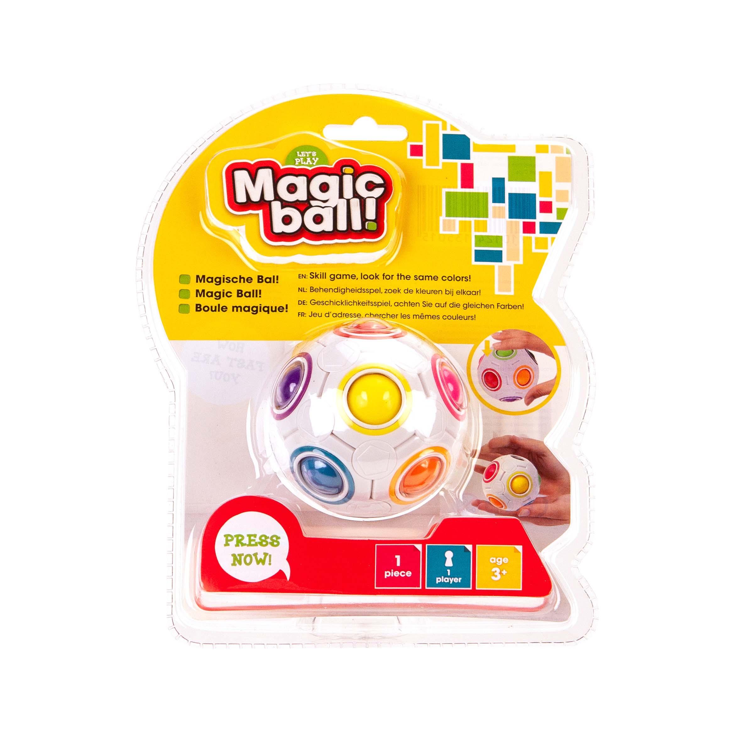 Afbeelding van Spel Magische Bal 6,5 Cm