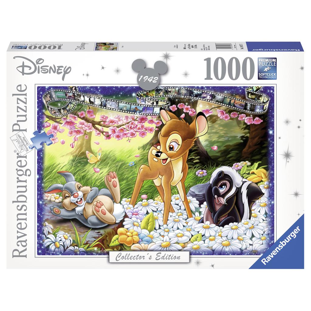 Afbeelding van Puzzel Walt Disney: Bambi 1000 Stukjes