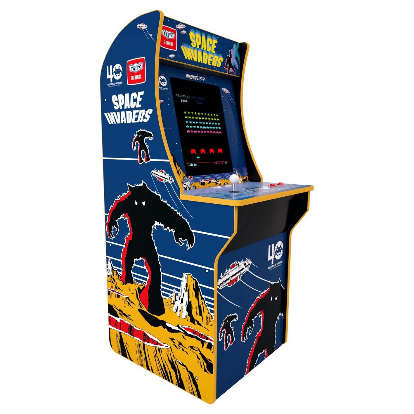Afbeelding van Arcade One - Space Invaders