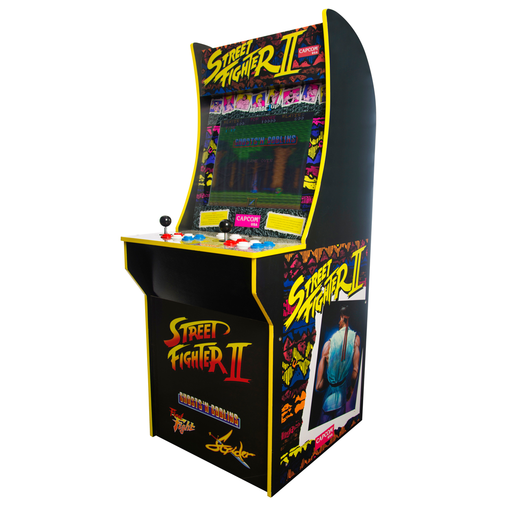 Afbeelding van Arcade One - Street Fighter 2