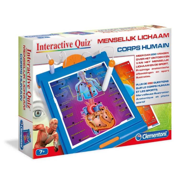 Afbeelding van Interactieve Quiz Lichaam