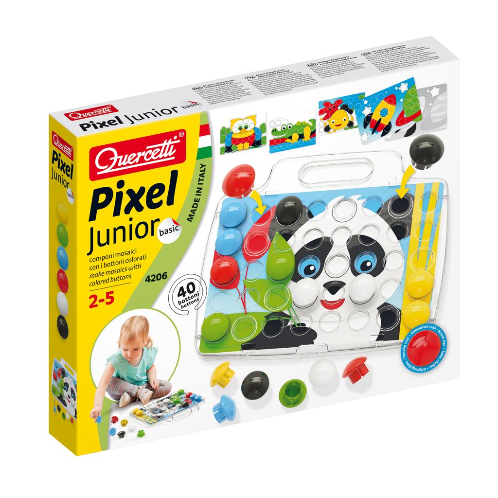 Afbeelding van Mozaiekset Pixel Junior Basic