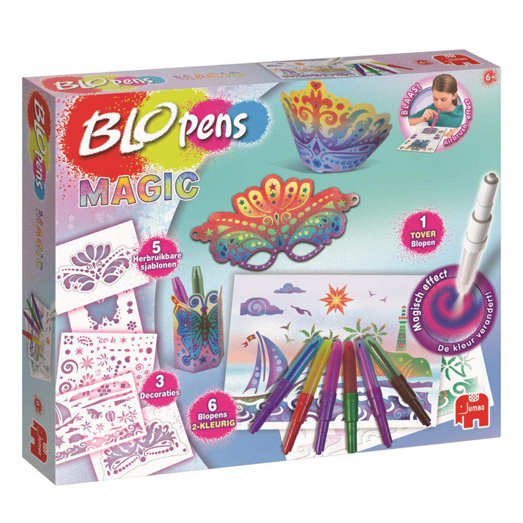 Afbeelding van Blopens Workshop Magic