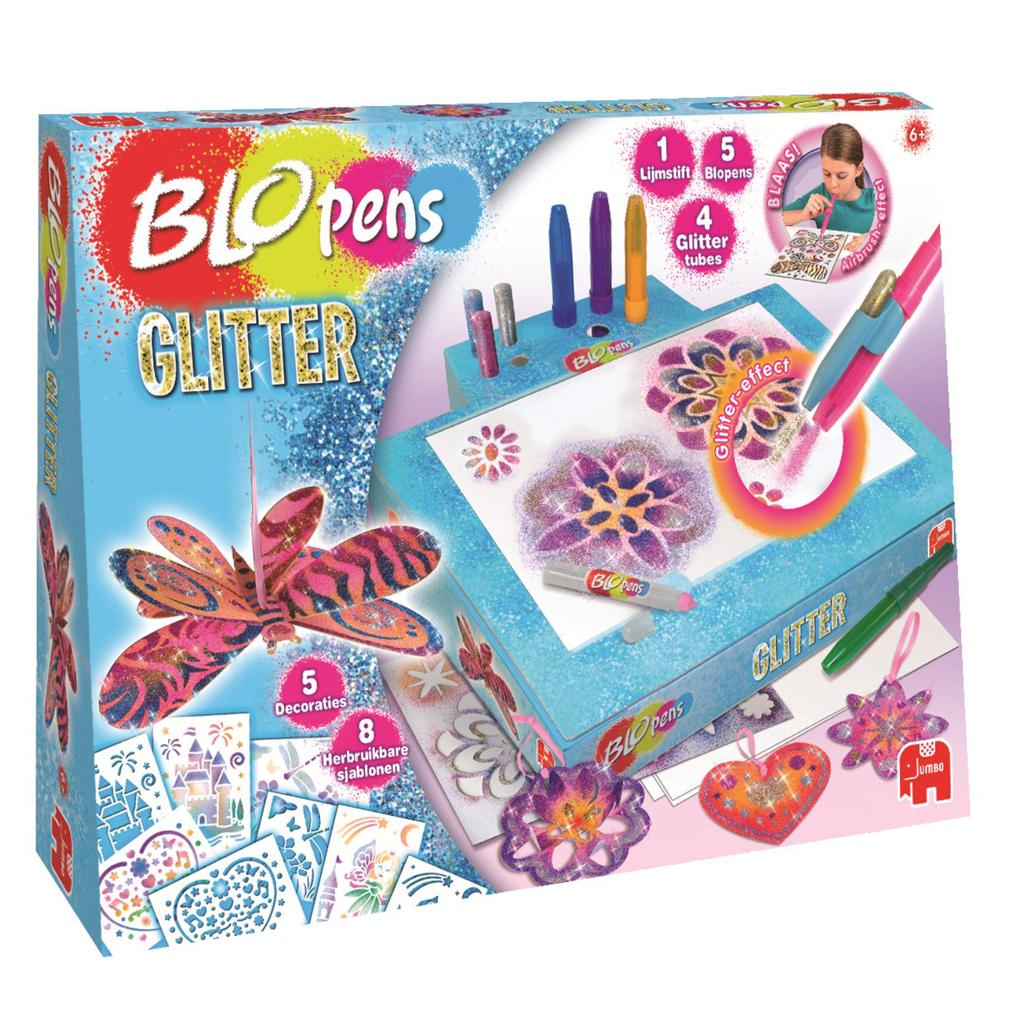 Afbeelding van Blopens Workshop Glitter & Glue