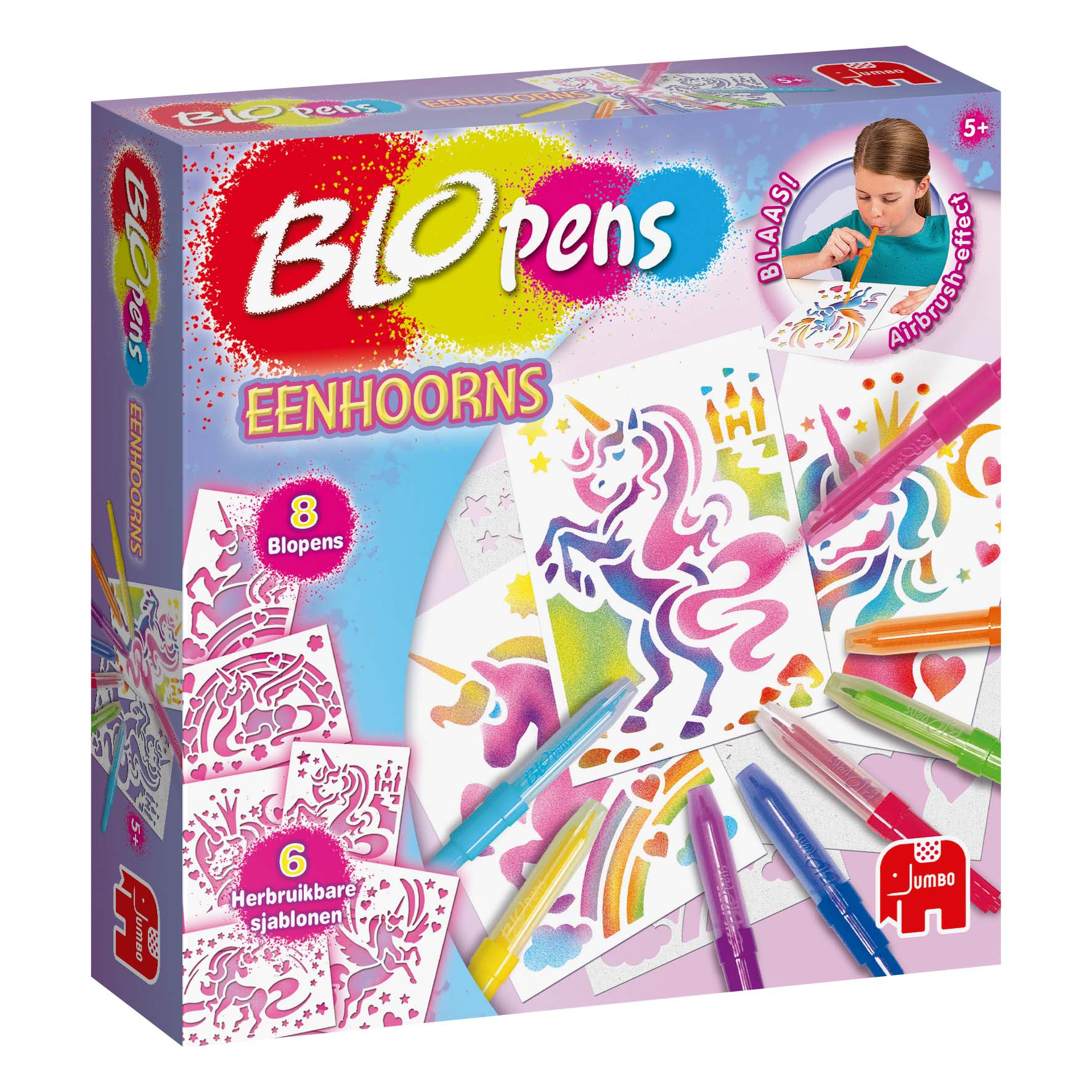 Afbeelding van Blopens Activity Set Unicorns