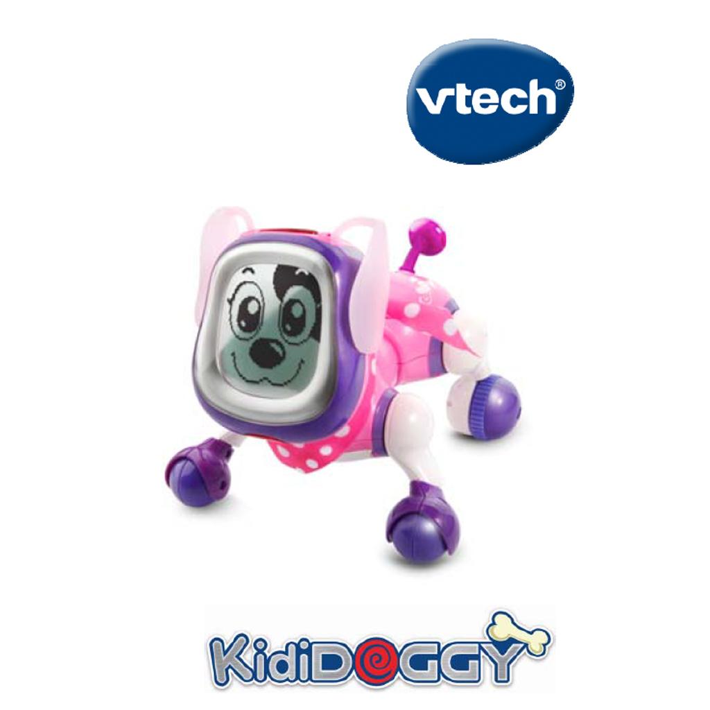 Afbeelding van Robothond Vtech KidiDoggy Roze
