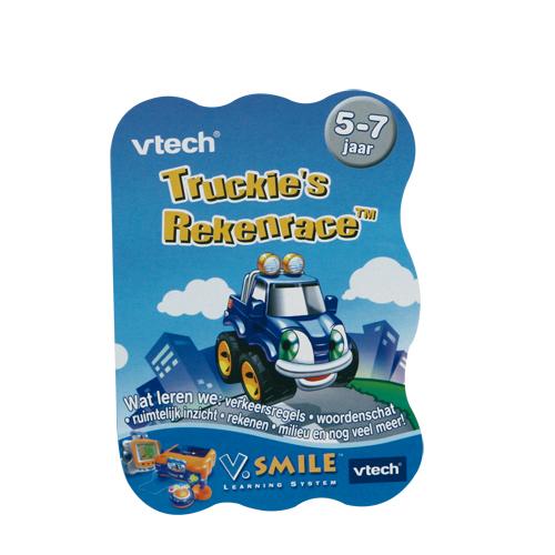 Afbeelding van V Smile Games Vtech Duo Batman En Truckie