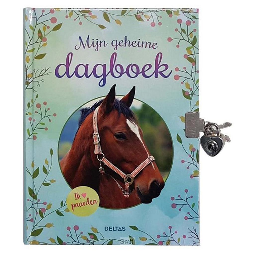 Afbeelding van Boek Mijn Geheime Dagboek Paarden